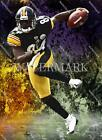 CX41 Antonio Brown Pittsburgh Steelers Big Move 8x10 11x14 Marbleized Photo