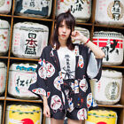 Внешний вид - Fox Face Mask Women Vintage Japanese Yukata Punk Lolita Short Pants Summer