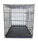 YML Pet Kennel with Wire Body and Plastic Tray New