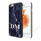 Marble Granite Any Initals Or Name Case Cover For All Top Makes And Models NUM7