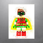 Robin+Batman+Lego+Movie+Poster+FREE+US+SHIPPING
