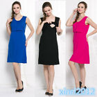 New Arrival Maternity Breastfeeding Clothes Cotton Summer Nursing Dress Clothes