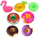 Summer Inflatable Drinks holders pool Hot Tub Party Garden Festival Fun Gift Mix