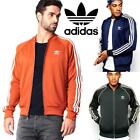 NEXT DAY DELIEVRY - ADIDAS SUPERSTAR ORIGINALS MENS TRACK JACKETS