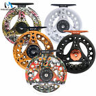 Maxcatch Fly Reel 1/2 2/3 3/4 5/6 7/8WT Aluminum Large Arbor Fly Fishing Reel