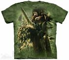 Enchanted Forest Eagles T-Shirt from The Mountain - Adult S - 5X