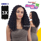 """FREETRESS Synthetic Crochet Braid - 3X PRESTO CURL 14"""", 3 in 1 value pack"""