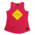 May Start Talking About RLTW WOMENS DRY FIT VEST singlet cycling birthday gift