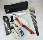"Red 70"" Core Archery Pro Take Down Recurve Bow & Complete Package"