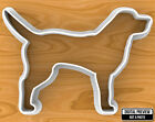 Labrador Retriever Dog Cookie Cutter, Selectable sizes