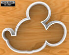 Mickey Mouse (second version) Cookie Cutter, Selectable sizes
