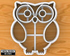Owl Cookie Cutter, Selectable sizes
