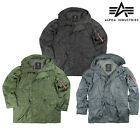 Alpha Industries XRay US Flight Jacket Lightweight Parka N3B Military Light Coat