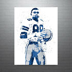 Michael Irvin Dallas Cowboys Poster FREE US SHIPPING $15.0 USD on eBay