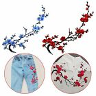 Blossom Flower Applique Clothing Embroidery Patch Sticker Iron On Sew Cloth NICE