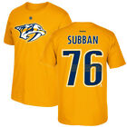 "Nashville Predators YOUTH ""P.K. Subban"" Player T-shirt"