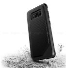 X-Doria Defense Lux Military Grade Shockproof Alu Back Cover f. Galaxy S8 / Plus