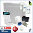 Bosch Solution 880 Ultima with 3 Hard Wired Pet Friendly detectors