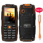Vkworld New Stone V3 Triple Sim Mobile phone Waterproof IP68 LED Flashlight 2.4""