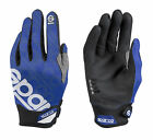 New! 002093 Sparco MECA-3 Mechanics Gloves Pitcrew Race Team in 3 Colours S-XL