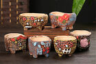 succulent plants Potted plants Hand Painted Creative thumb Ceramic pots