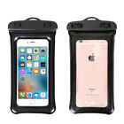 Swimming Waterproof Underwater Pouch Bag Pack Dry Case for iPhone LG Cell Phone