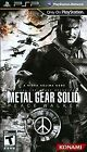 Metal Gear Solid:Peace Walker 1(PlayStation Portable)psp Naked Snake a k a Hideo