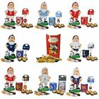 Football Gnome Team Supporters Pin Badge For All Occasions Xmas Birthday Gift