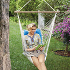 Hatteras Hammocks Tufted Single-Person Swinging Hammock Chair