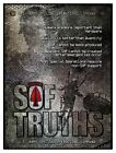 U.S. Army SOF Truths Unconventional Warfare Poster Version 1
