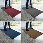 Non Slip Heavy Duty Rubber Back Barrier Mat Door Entrance Hall Kitchen Small Rug