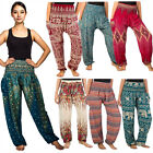 Thai Flowy Comfy Yoga Baggy Boho Gypsy Hippie Women Yoga Harem Pants Trousers