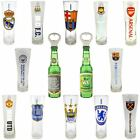 Fathers Day Official Football FC Tall Beer Peroni Glass Gifts for Him Men Dad