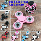 Buy 2 Get 1 For Free Hand Fidget Spinner + Cube ADHD Autism Anti Stress Desk Toy