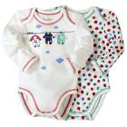 New  Baby Bodysuit 2 Pack - Long-Sleeve