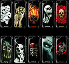 Skino™ HARD CASE COVER 3D iPhone 5 5s SE 6 6s 7 Plus 8 X HANDSFREE SELFIE SK