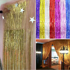 best home party businesses - Best Metallic Fringe Curtain Party Foil Tinsel Home Room Decor Door Decoration