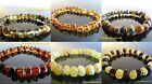 AMAZING PURE BALTIC AMBER BRACELETS FOR ADULT & TEENS - SAME DAY DISPATCH