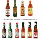 sriracha hot sauce uk - Hot Sauce Bottles Mexican American Tapatio Chulula Taco Bell Valentina PACK OF 2