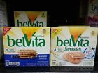 NABISCO ~ BelVita Breakfast Biscuits – Many Flavors Choices!