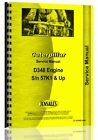 Caterpillar D348 Engine Service Manual (SN# 57K1 & Up)