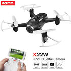 Syma X8HW 2.4Ghz 4CH 6-Axis Gyro RC Quadcopter Drone with HD WIFI Camera FPV UAV