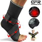 Neoprene Ankle Support Compression Strap Achilles Tendon Brace Sprain Protect PT