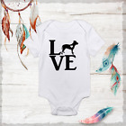 rapunzel outfit ideas - LOVE my Pitbull Baby Onesies Neutral baby Clothes Outfit Unisex Baby Gift Ideas