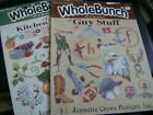 Sam Hawkins A Whole Bunch Cross Stitch Book-Your Choice