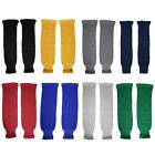 Внешний вид - TronX SK80 Solid Color Classic Knit Ice Hockey Socks Adult Senior Junior Kids