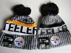 NFL Pittsburgh Steelers Knit Winter Beanies-2 Styles