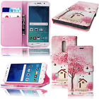 Flip Wallet Card Stand Leather Case Cover - For LG K3 K4 K5 K7 K8 K10 K20 Phones