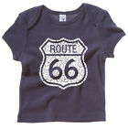 Route 66 Baby Toddler Tee, T-Shirt, Ideal Baby Gift America Mother Road TS413