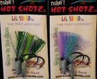 Paternoster rigs! Hot Shotz Lil Squid! NZ made! Oz Seller! Fast & Free Postage!!